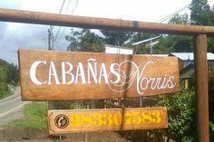 Letrero rústico en madera ,letras talladas Y pintadas a mano. Cabana, Slogan, Wood Signs, Google, Home Decor, Gardens, Wood, Rustic Wood Signs, Wooden Signs