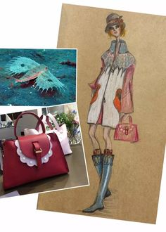 Design #21 of my 30 Days of November Designing with Meli Melo bags as a base of inspiration