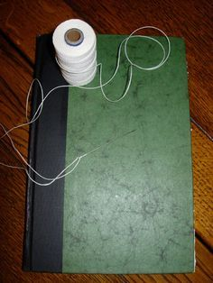 Make journals, watercolor sketchbook, etc. from old books