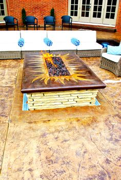 1000 images about fire bowls and fire pits on pinterest for Pool design mcmurray pa