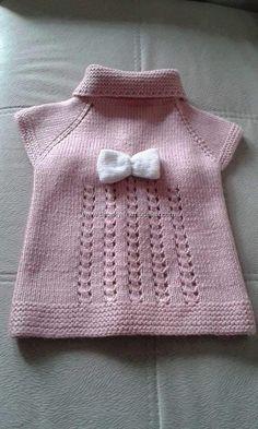 Pembe Bebek Yelek Modeli | Bebek Giyim