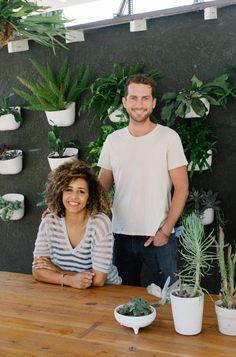 The Work Love Series: Chris and Amber Earl  | The furniture designer and his wife take on business and marriage.