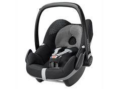 Maxi-Cosi Pebble Group 0 Plus Car Seat in Origami Black