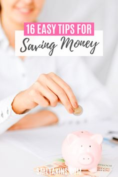 [Ad] These 16 simple tips can help you to save towards your financial goals, whether you're saving for a deposit on your first home, planning the trip of a lifetime, saving for a wedding or just trying to live within your budget. Pick a few or as many as you like and before long you'll be hitting that target! #moneysaving #budgeting Saving Ideas, Money Saving Tips, Compare The Market, Financial Goals, Ways To Save Money, As You Like, Piggy Bank, Budgeting, How To Plan