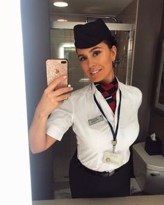 Image may contain: 1 person, standing, indoor and closeup British Airways Cabin Crew, Beauty Uniforms, Trolley Dolly, Airline Uniforms, Latex Lady, The Most Beautiful Girl, Flight Attendant, Kawaii Girl, Air France