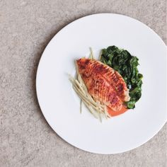Tandoori-spiced white fish
