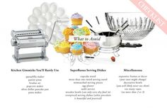 The Every S Wedding Registry Guide What To Avoid