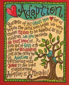 ~ Adoption ~