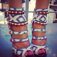Sophia Webster shoes -- so fun!