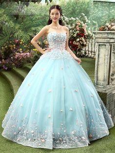 fotos de vestidos de quinceañera moda