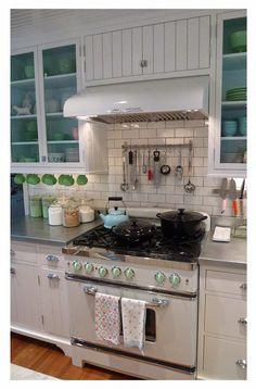 love this stove!! Big Chill   Retro   Stoves   Big Chill 36'' Stove