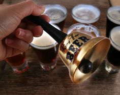 Beer Bell - ring for beer - Rs.475 : Gifts to India - buy online