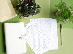 kit de fiche organisation à imprimer Diy Organisation, Organization Bullet Journal, Planner 2018, Life Planner, Daily Mood, Best Planners, Blog Deco, Bullet Journal Inspiration, Filofax