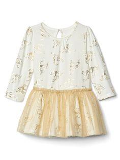 db2b2b03997b babyGap | Disney Baby Dumbo Tulle Dress | Disney Baby Baby Disney, Disney  Girls,