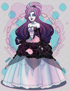 Spectraaa -Ghastly- by `RotoDisk on deviantART