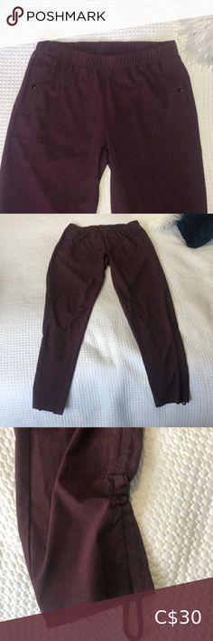 Trackpants Great condition, never worn! You can make the ends shorter or have it longer. *FITS LIKE A MEDIUM* Feels like Lulu Lemon Denver Hayes Pants Track Pants & Joggers Lulu Lemon, Plus Fashion, Fashion Tips, Fashion Trends, Denver, Joggers, Pants For Women, Feels, Track