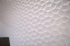 3ders.org - 'Endograft' is a 3D printed architectural wall comprised of 222 custom pieces | 3D Printer News 3D Printing News