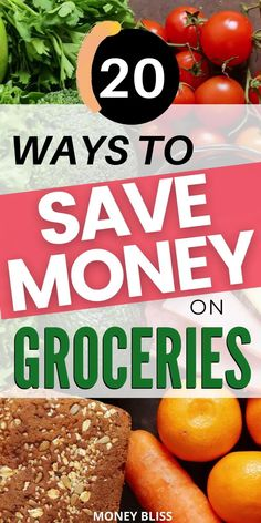 Want to save money on groceries? Who doesn't, right? Learn how to cut your food bill from Money Bliss. Improve your budgeting and find extra cash by cutting expenses. These are the best ways to saving money on your grocery trip. These tips are simple and easy way to start frugal living. You don't want to miss your free printable with stock up prices. Click here now! | Money Bliss Save Money On Groceries, Ways To Save Money, Saving Ideas, Money Saving Tips, Extra Cash, Budget Meals, Simple Way, Budgeting, Budget Organization