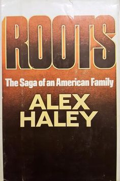 Roots, Alex Haley - book collectors nook