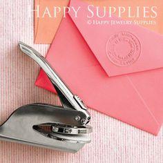 Entwerfen Sie Ihren eigenen Prägezange von HappyJewelrySupplies