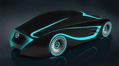 Mercedes Future Cars   Future Transportation - Mercedes-Benz BLACKBIRD By Peter Vardai