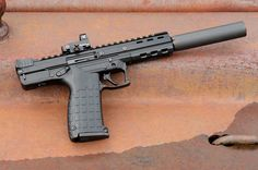 Kel-Tec's latest guns popped online just a week before Shot Show. The is a single tube bullpup shotgun and the is a pistol version of the Weapons Guns, Guns And Ammo, Airsoft Guns, 22 Magnum Pistol, Revolver, Concept Weapons, Pre Production, Cool Guns, Bullpup Shotgun