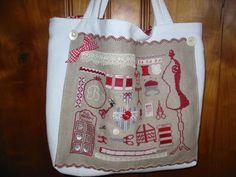 sac_victorine Blog . Souvenirs brodés !!! Ce sac est vraiment craquant !