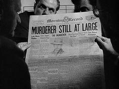 Boomerang! (1947, Elia Kazan) / Cinematography by Norbert Brodine