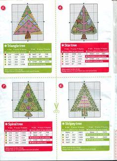 Gallery.ru / Фото #38 - Cross Stitch Crazy 169 ноябрь 2012 + приложение Christmas Co - tymannost