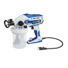 Graco, TrueCoat Airless Paint Sprayer, at The Home Depot - Mobile Exterior Wood Stain, Grey Exterior, Exterior Paint, Interior And Exterior, Interior Walls, Interior Design, Flat Interior, Interior Painting, Concrete Floor Coatings