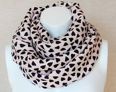 Lovely heart scarf