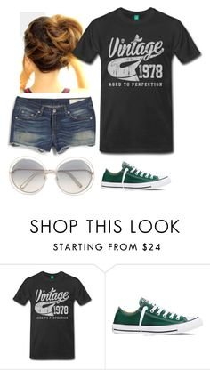 """""""The Day Before My Birthday"""" by mountain-girl-lynn ❤ liked on Polyvore featuring Converse and Chloé"""