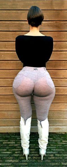 Big Booty Lesbian Strap