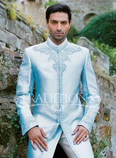 Sherwani, sherwani for men, sherwani uk, Asian clothes, Indian sherwani Indian Men Fashion, India Fashion, Asian Fashion, Groom Fashion, Mens Fashion, Wedding Men, Wedding Suits, Farm Wedding, Wedding Couples