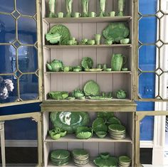 similar pieces on chairish.com Tabletop Decor: Lettuce Ware
