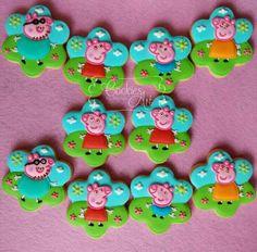 Peppa Pug Cookies