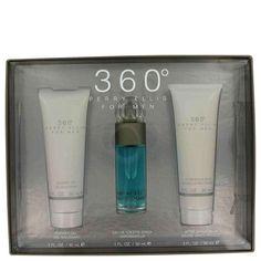 Gift Set -- 1 oz Eau De Toilette Spray + 3 oz After Shave Balm + 3 oz Shower Gel