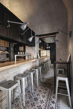 Unto is a fish restaurant in Palermo /// Unto è un ristorante a base di pesce di Palermo • Project DiDeA