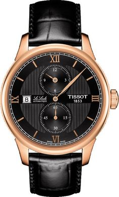 Tissot Watch Le Locle Watch available to buy online from with free UK delivery. Luxury Watch Brands, Luxury Watches For Men, Tissot T Race, Le Locle, Custom Design Shoes, Expensive Watches, Fine Watches, Leather Accessories, Jewelry Stores