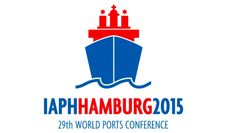"29th IAPH World Ports Conference - Under the banner theme of ""City of Hamburg – Calling at the smartPORT"" some 1,000 guests from all over the world will gather in Hamburg to debate the importance of sustainability in the maritime industry."