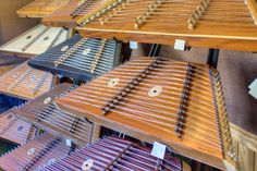 Hammered Dulcimers - Black Mountain, NC