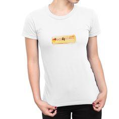 Pray For Orlando v3 - Womens Fitted T-Shirt from DesignSkinz