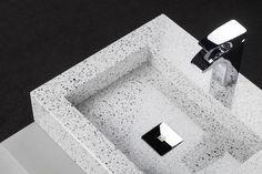 Lavabo Symmetry - White Platinum