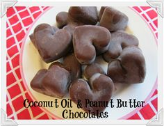 Cooking With Karyn: Coconut Oil Chocolates Breakfast Dessert, Dessert For Dinner, Breakfast Recipes, Dessert Recipes, Baking Recipes, Real Food Recipes, Dairy Free Deserts, Coconut Oil Chocolate, Sweet Tooth