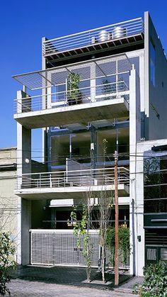 CRAMER 1642 - Premio SCA CPAU de Arquitectura - Gustavo Robinsohn Arquitecto (Frente 7.76 / Fondo 37.37 / Sup. Total 290 / Zona R2bI)