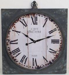 Oliver Wall Clock - Clocks - Home Accents - Home Decor | HomeDecorators.com