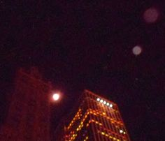#Orb Pro: Purple Orb Makes the Moon Look Small