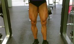 "Angela Salvagno (confirmed):""Legs after training.  Hip was hurting some but my calf felt great.:-)"""
