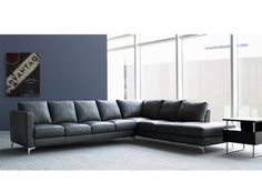American Leather : Kendall Sectional