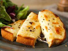 バルミューダ | BALMUDA The Toaster(バルミューダ ザ・トースター) | レシピ | チーズトースト
